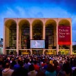 New York's Metropolitan Opera House main