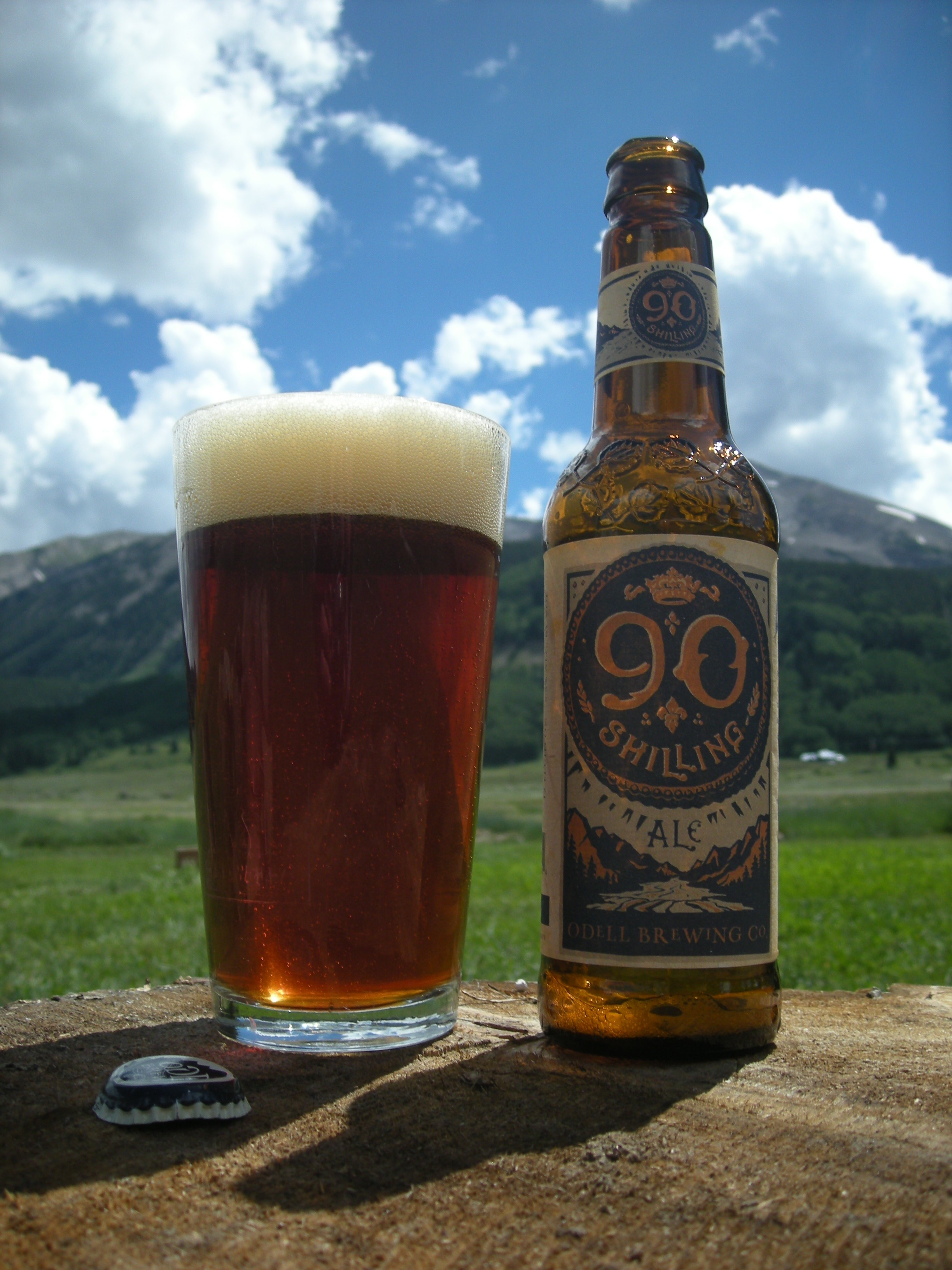 Odell 90 Shilling Scotch Ale