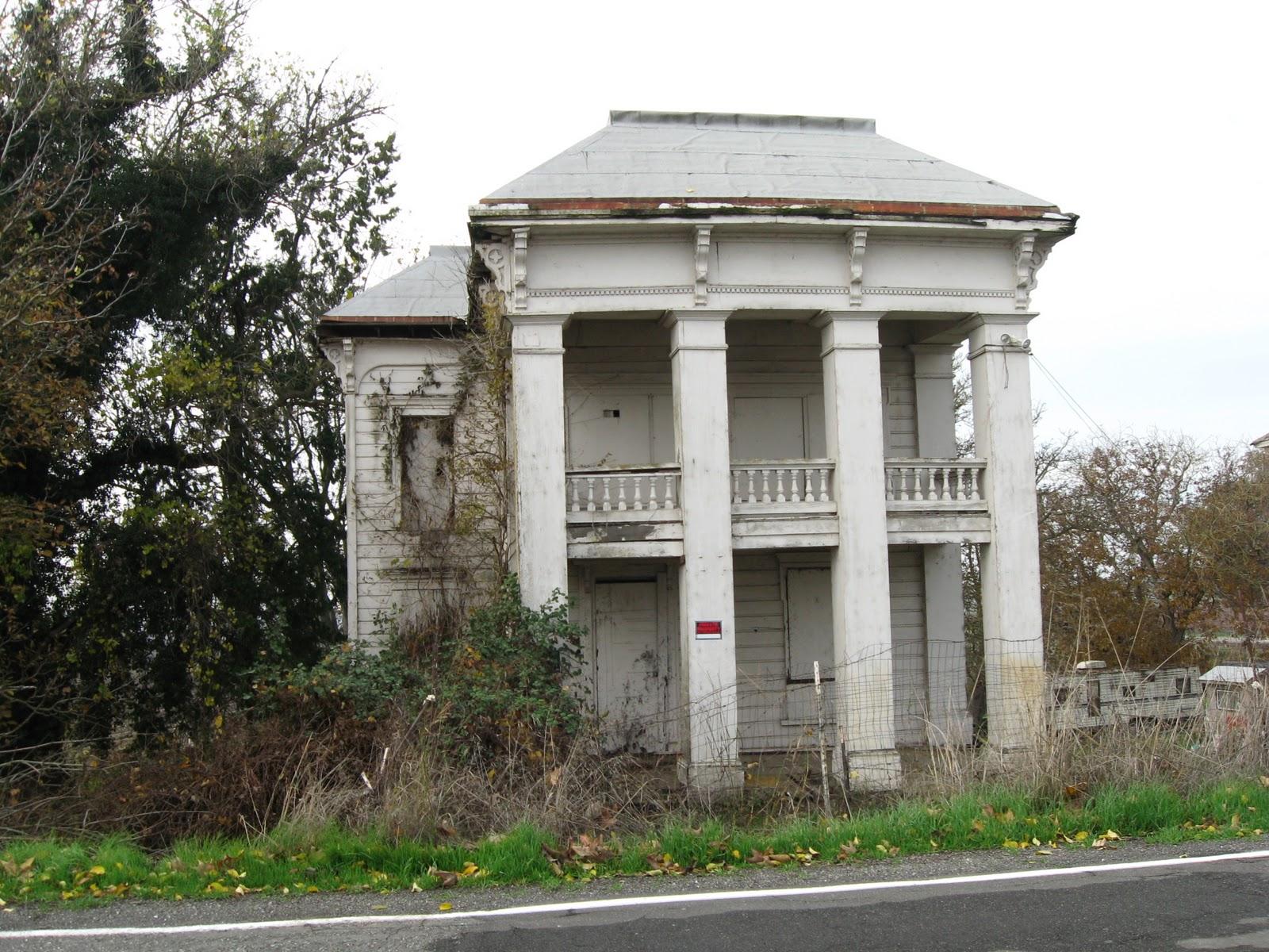 Oroville California haunted