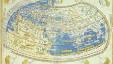 Ptolemaic world-view