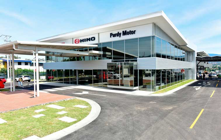 Purdy Motor Group costa rica