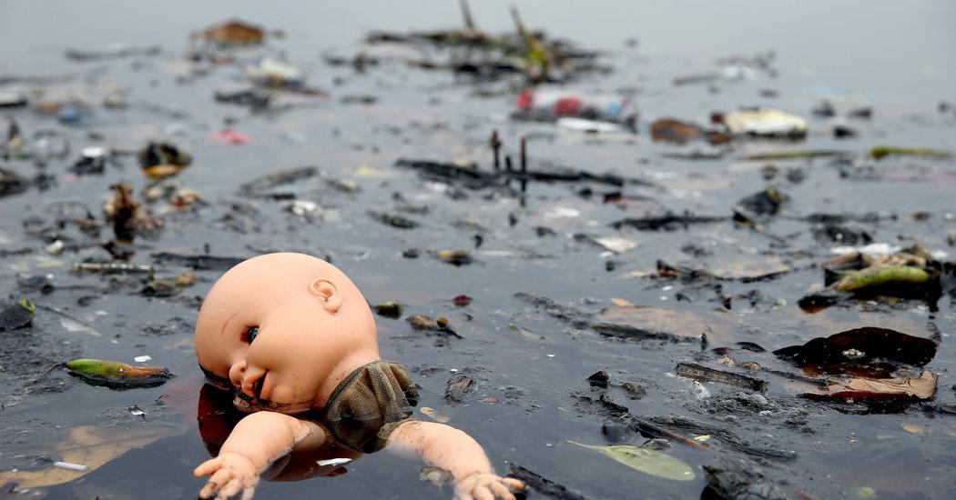 Rio Olympics problems main