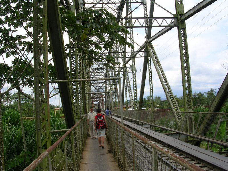 Sixaola River panama costa rica border