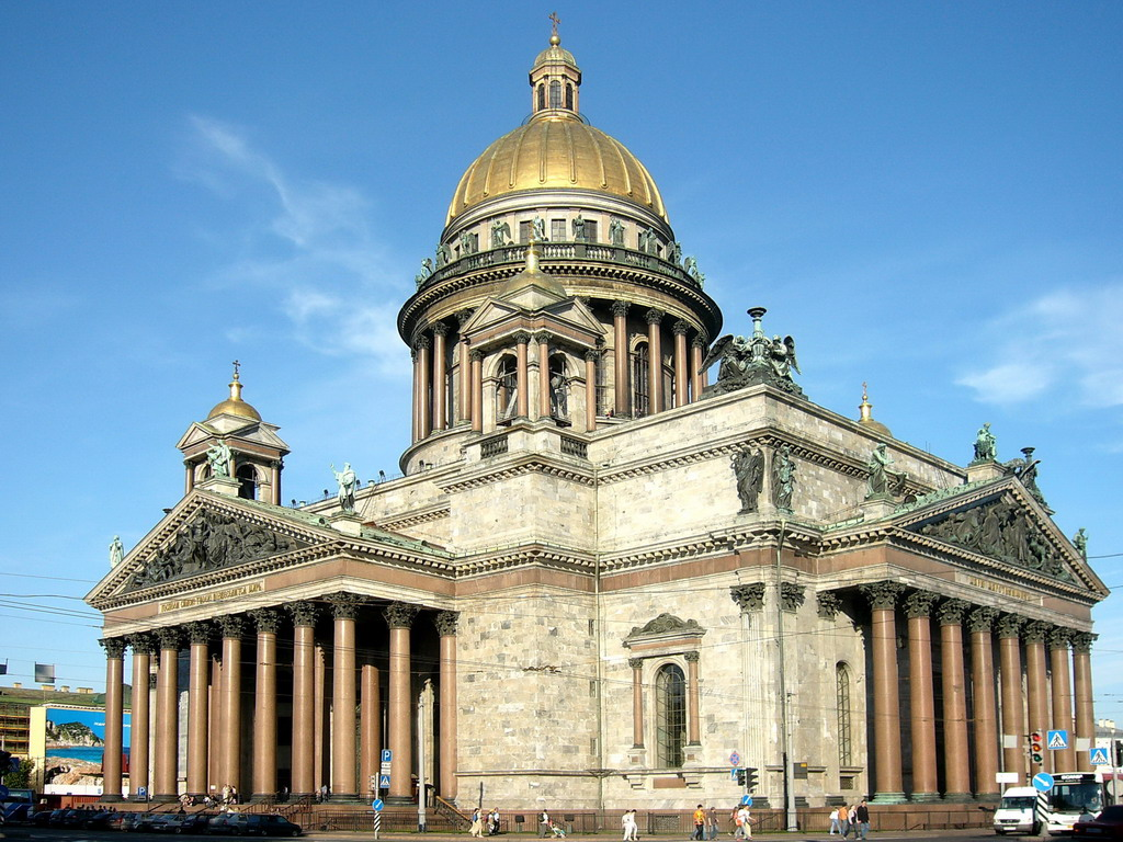 St. Isaac's Cathedral 1