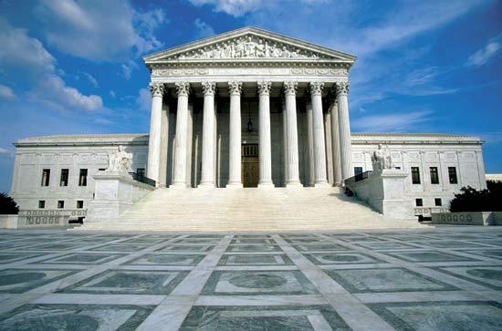 Supreme Court USA Nomination process