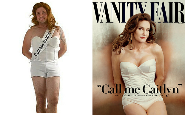 The Caitlyn Jenner Halloween Costume 1