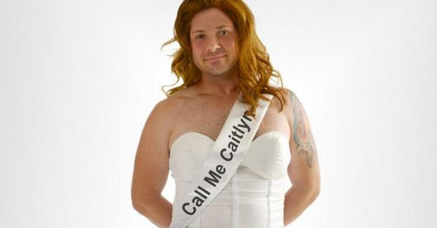 The Caitlyn Jenner Halloween Costume