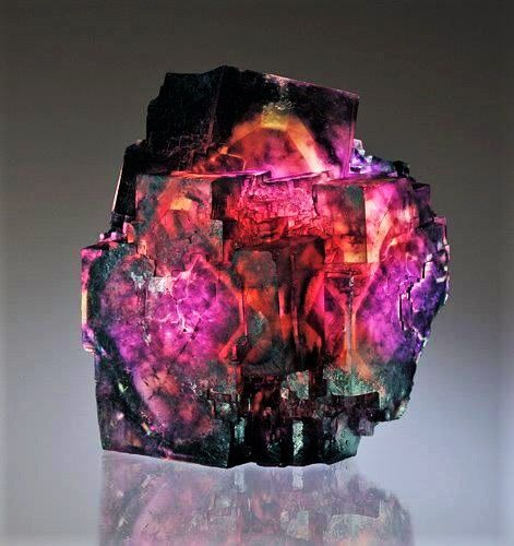 Image result for orchid pink crystals