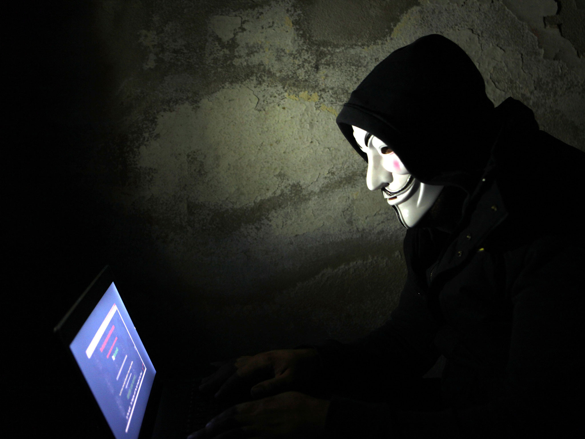anonymous hackers video paris attacks 1