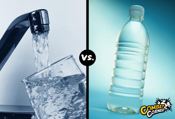 bottle of water vs tap water essay