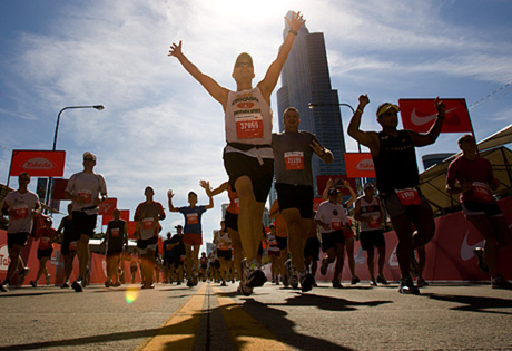 chicago marathon 1
