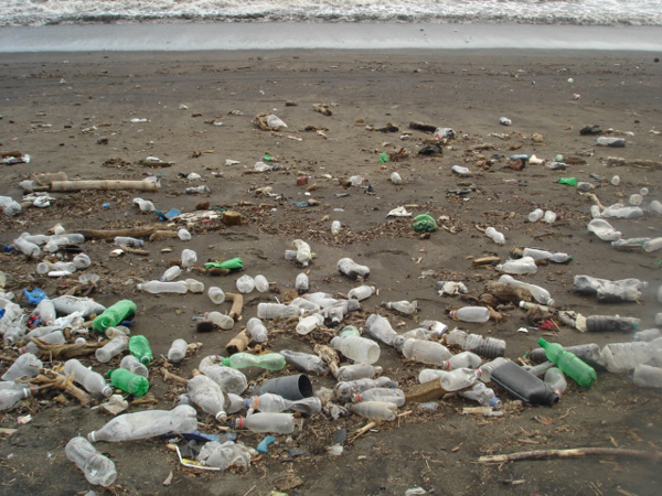 contaminated beaches costa rica