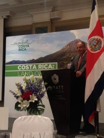 costa rica UK relations