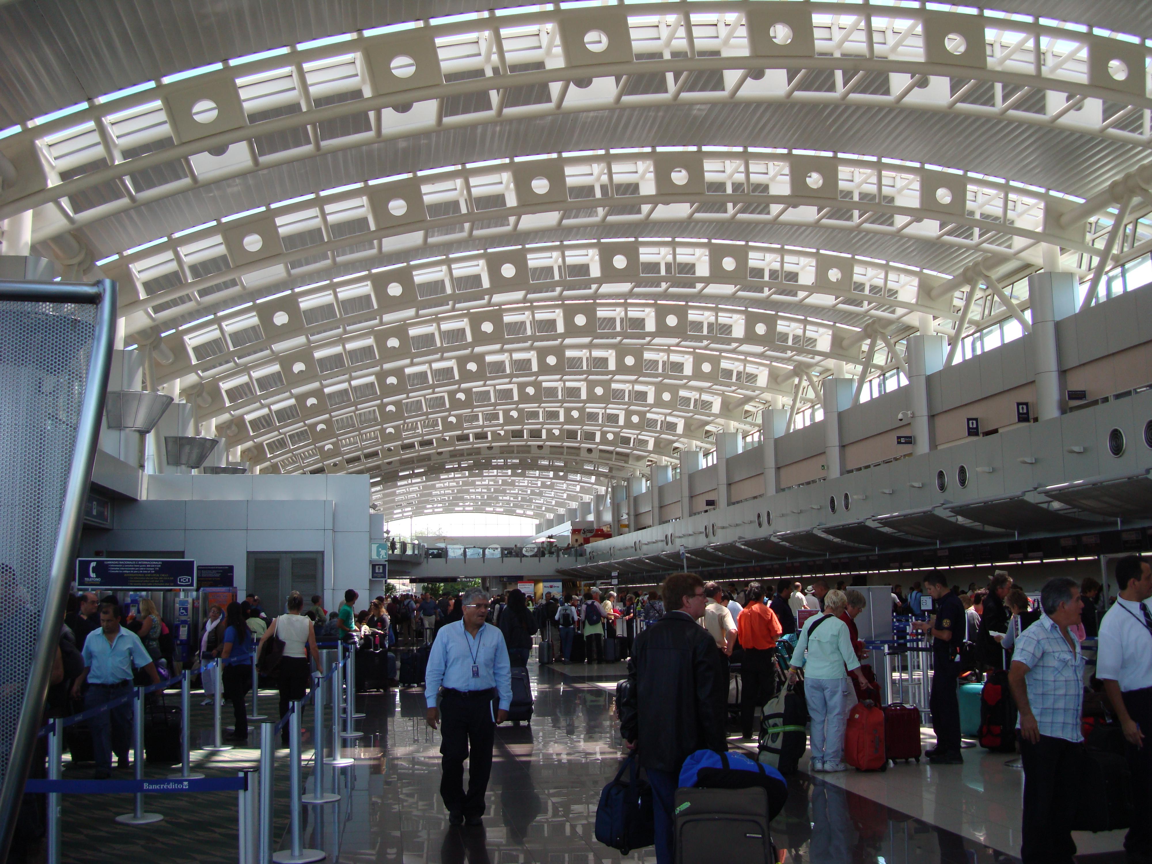 costa rica airport