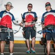 costa rica archery team