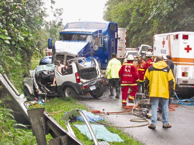 costa rica car accidents