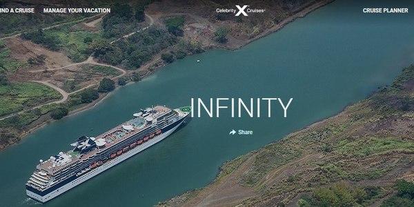 Celebrity cruises infinity itinerary 2019