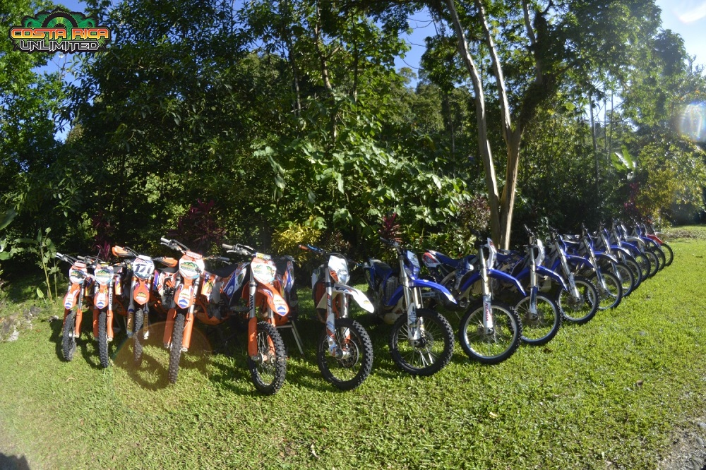 costa rica dirt bike tours