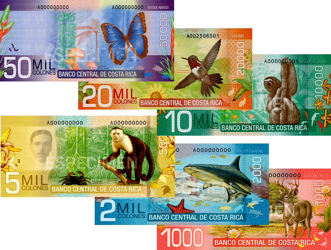 Costa Rica Exchange Rate Calculation Changes