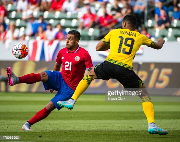 costa rica jamaica soccer world cup qualifying
