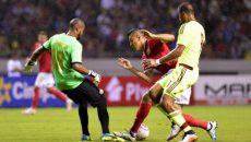 costa rica le sele venezuela soccer match