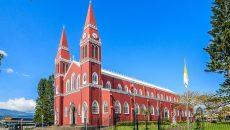 costa rica metal church