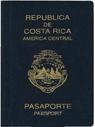costa rica passport 1
