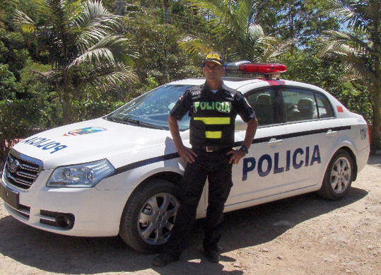 costa rica police force crime 1