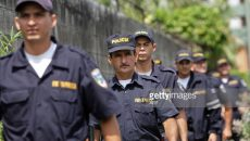 costa rica police force crime