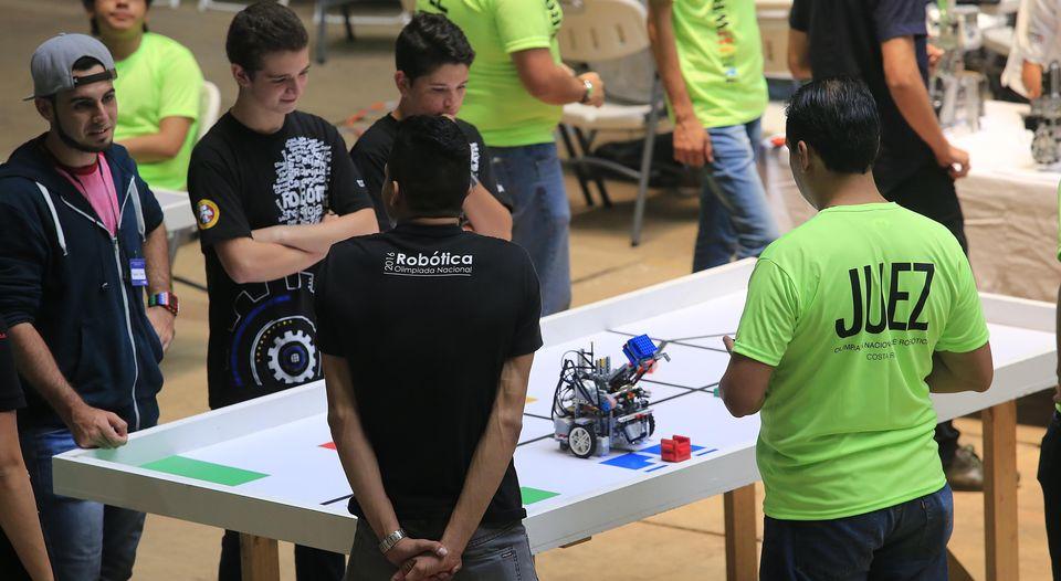 costa rica robotics