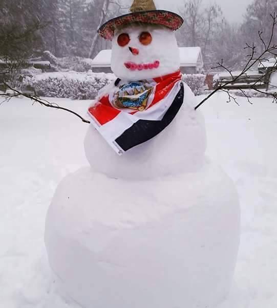 costa rica snowmen 1