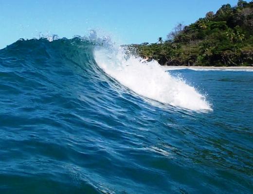 costa rica surfing main