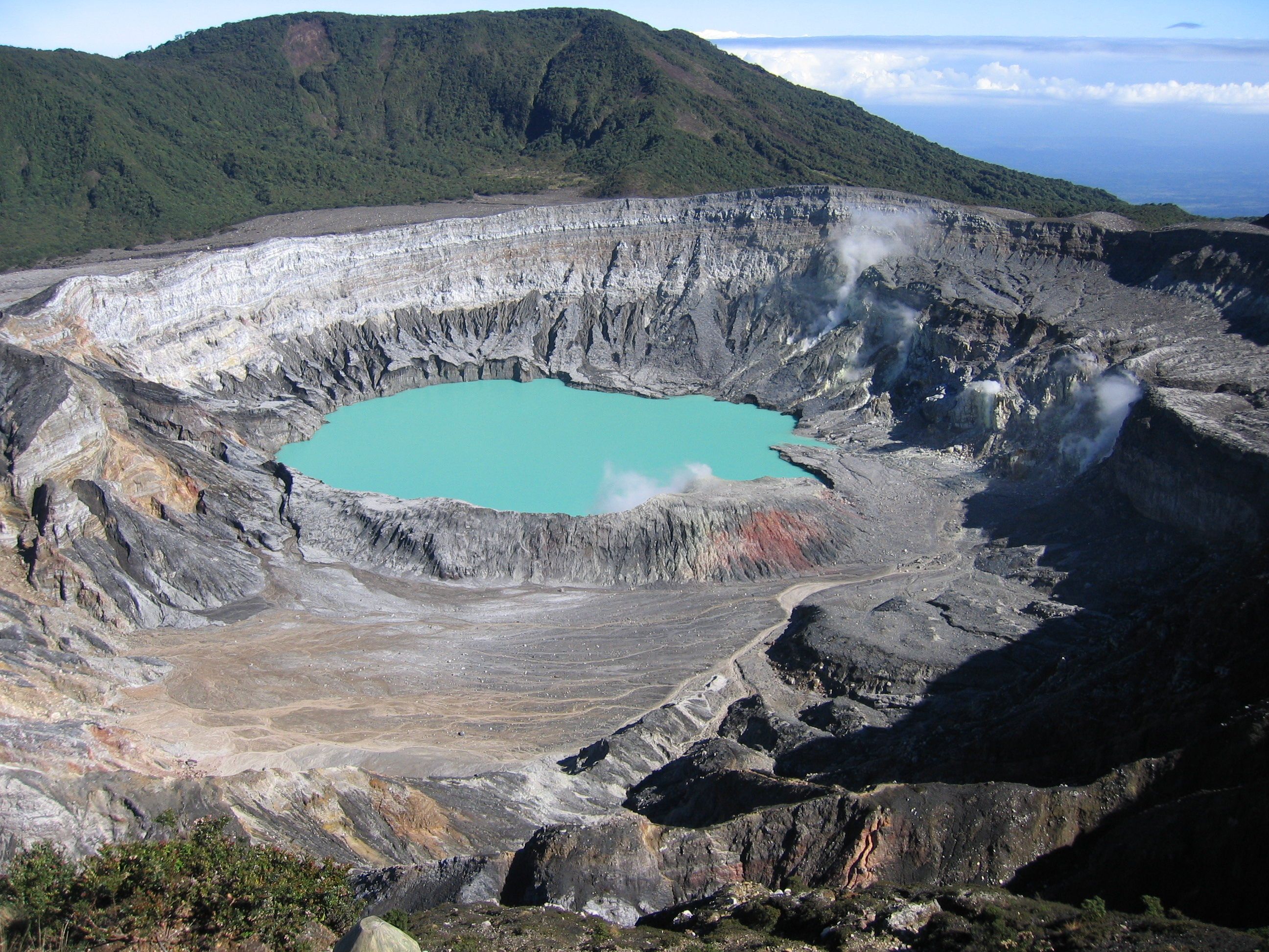 Would You Like An Illegal Costa Rica Volcano Tour For Cheap