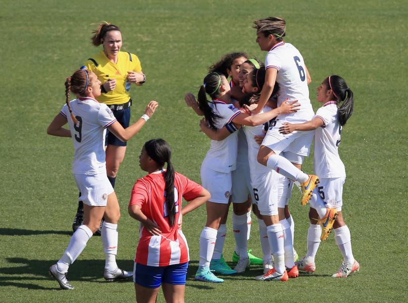 costa rica womens soccer puerto rico