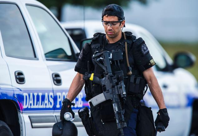 dallas police shootings 1