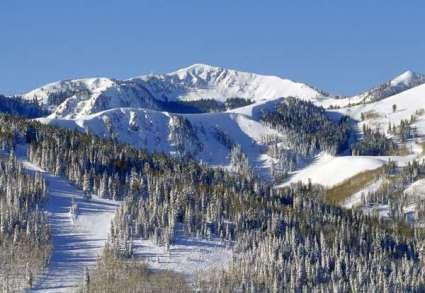 deer valley ski resort utah snowboarding 1
