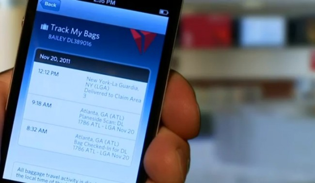 No More lost Bags on Delta; Luggage Tracking App | The Costa Rican Times