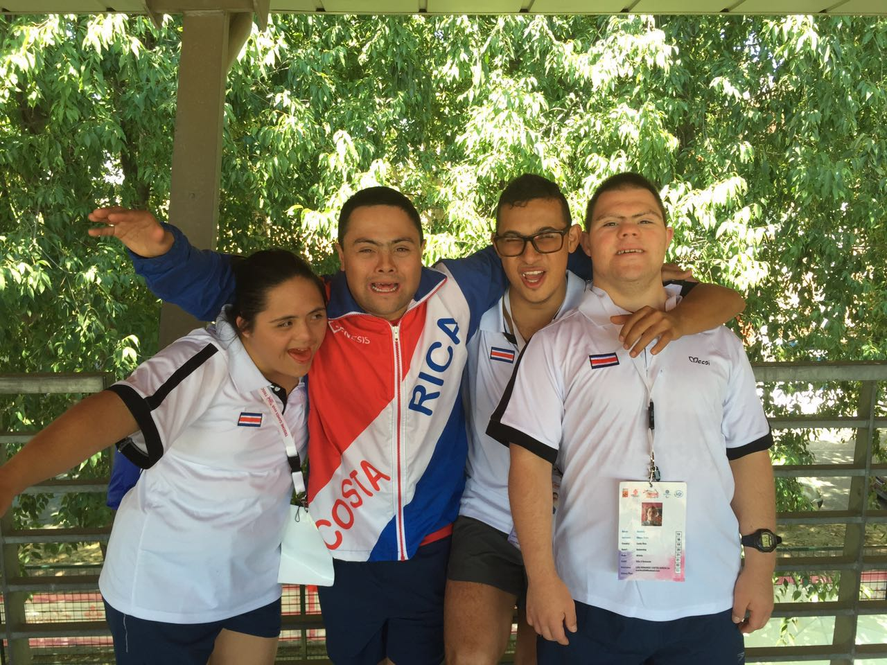 down syndrome world games