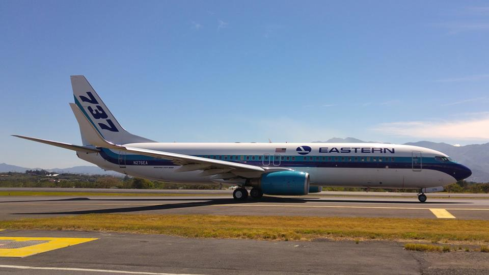 eastern airlines costa rica
