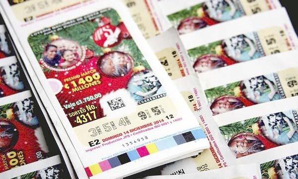 el gordo christmas lottery costa rica main