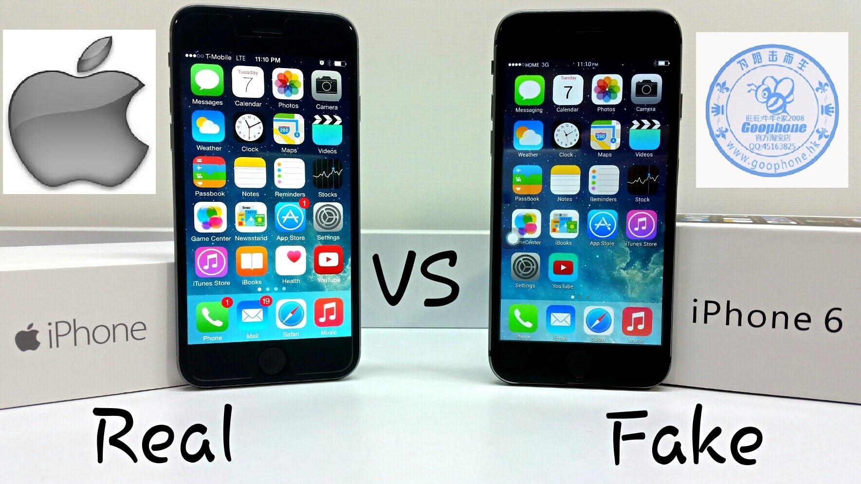 fake iphone 6s china