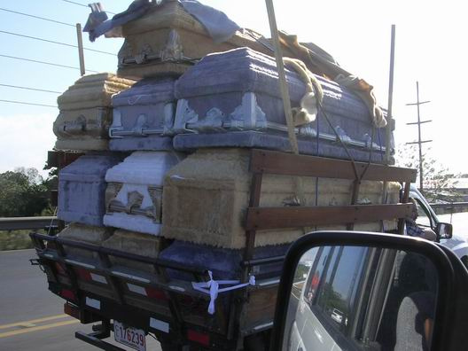 furry caskets costa rica