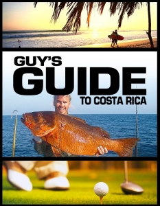 costa rica bachelor party book