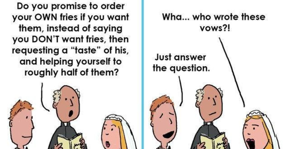 honest marriage vows 1