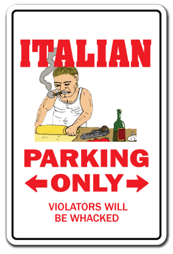 italian mob pizza place