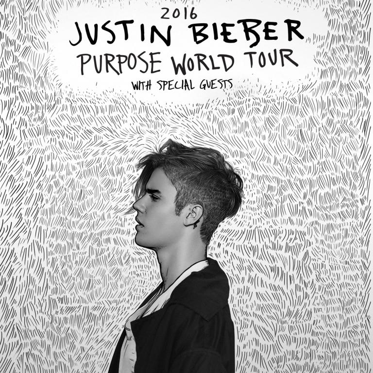 justin-bieber 2016 purpose tour
