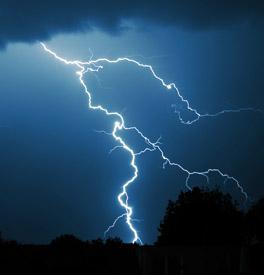 lightning strikes costa rica