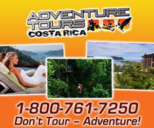 Adventure Tours Jaco Costa Rica