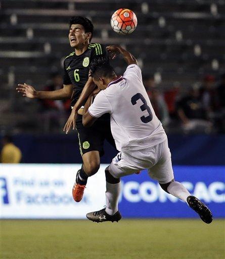 mexico costa rica soccer