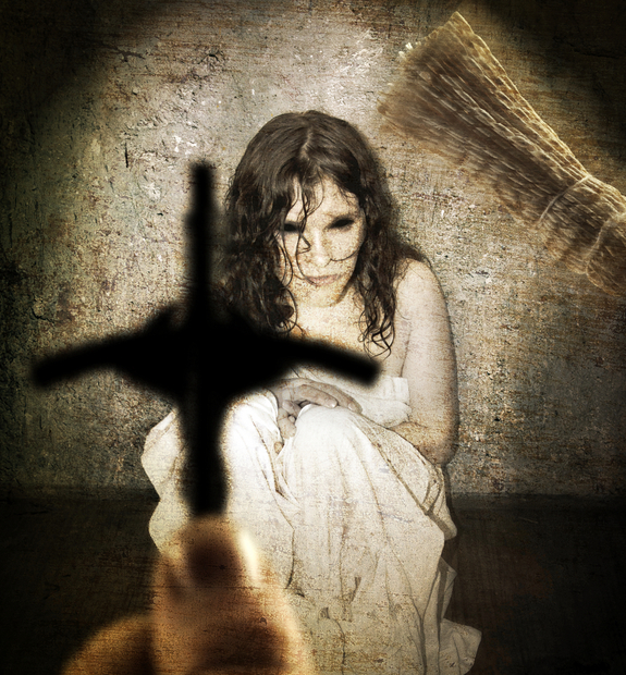 modern day exorcism pictures